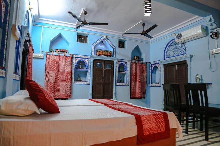 Beautiful Heritage Haveli in Old City