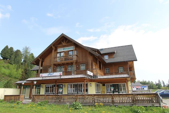 Appartement de luxe près du lac à Turracherhöhe