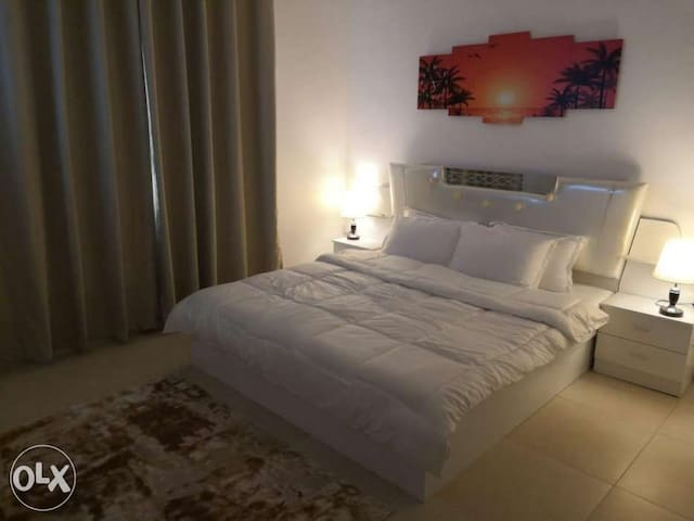 Clean new room for daily renting in alkhuwair