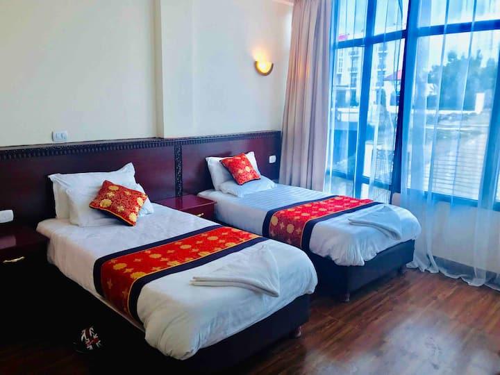 Tsehay Zeleke Hotel