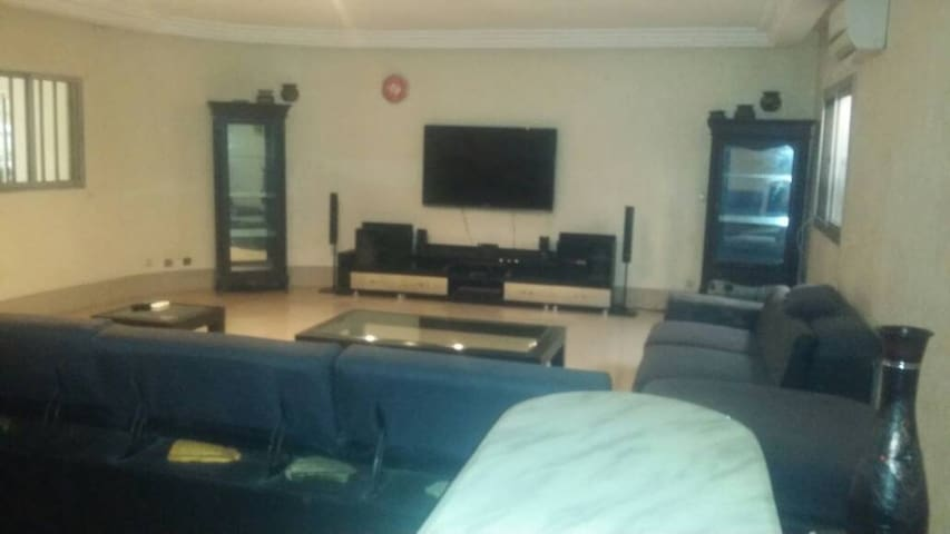 APARTMENT IN LOME FOR TOURISTS AND VISITORS