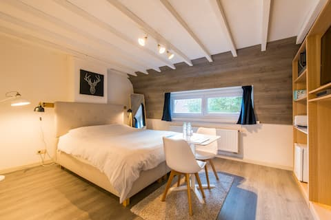 Cosy room near centre of Bruges