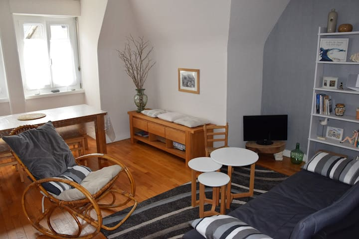 Saint Malo Intra Muros - 53m² - 4-5 pers - WiFi