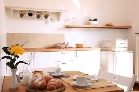"Mini apartment ""Latte e Miele"" near Malpensa - Cardano Al Campo - Bed & Breakfast"