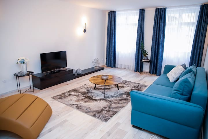 Győr Center Teleki Apartment 1.