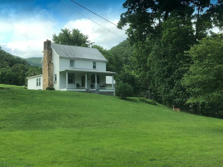 Fulkerson-Hilton historic homestead