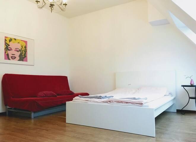 Studio-Apartment Cherry