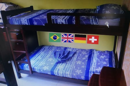 Hospedagem bonita, limpa e comfortavél - Manaus - Bed & Breakfast