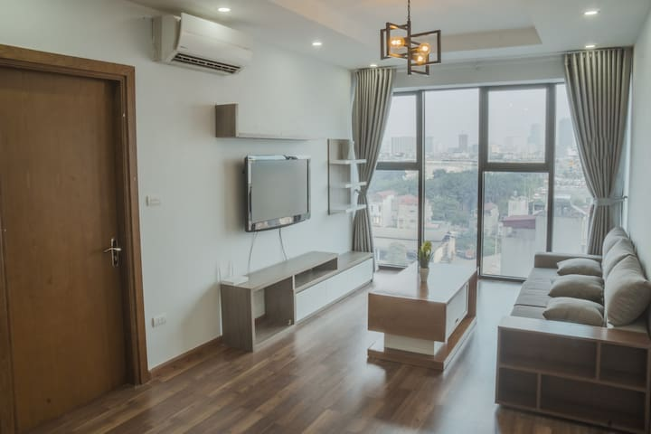 Ur Hanoi #3 Clean&Cozy Apartment Goldmark City