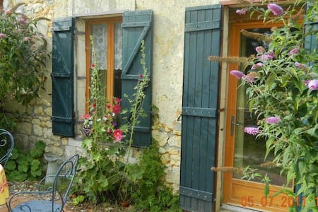 Studio te huur Charente Maritime - Saint-Bonnet-sur-Gironde - Διαμέρισμα