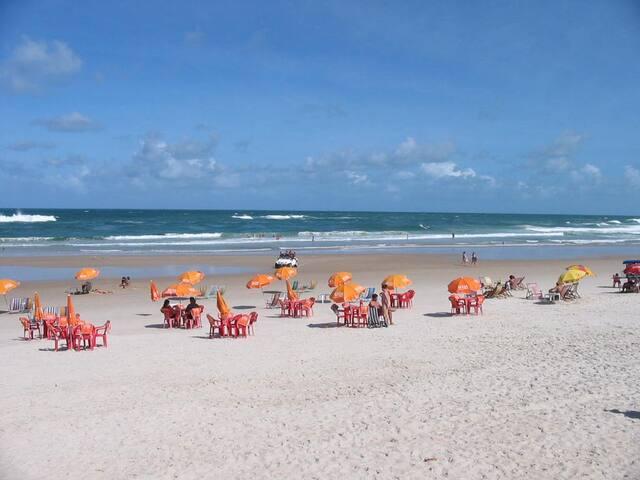 Lindo apart. na Praia do Francês AL - Marechal Deodoro - Apartment