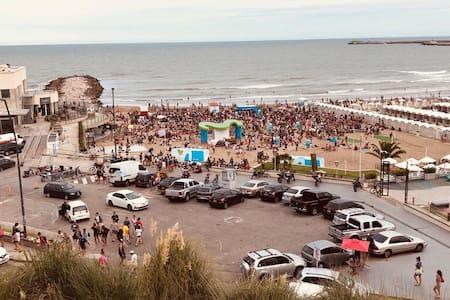 Duplex a minutos de playa grande