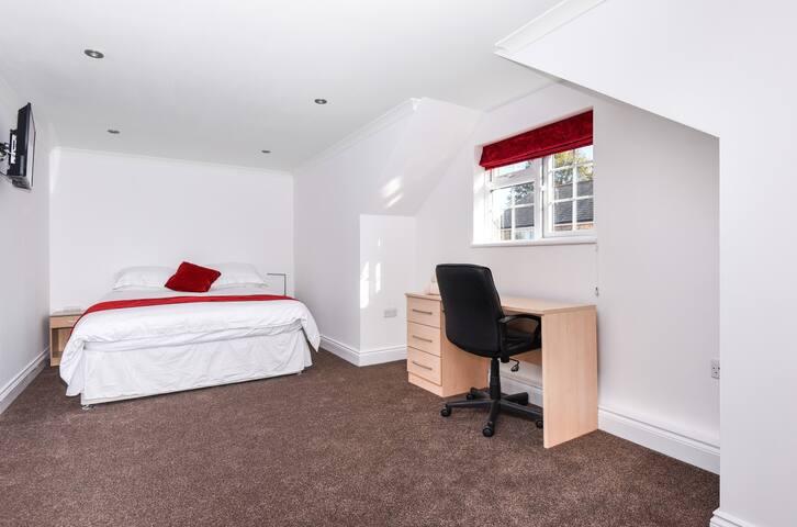 Sheilin House room #1