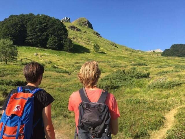 Relax nel verde delle Alpi Apuane