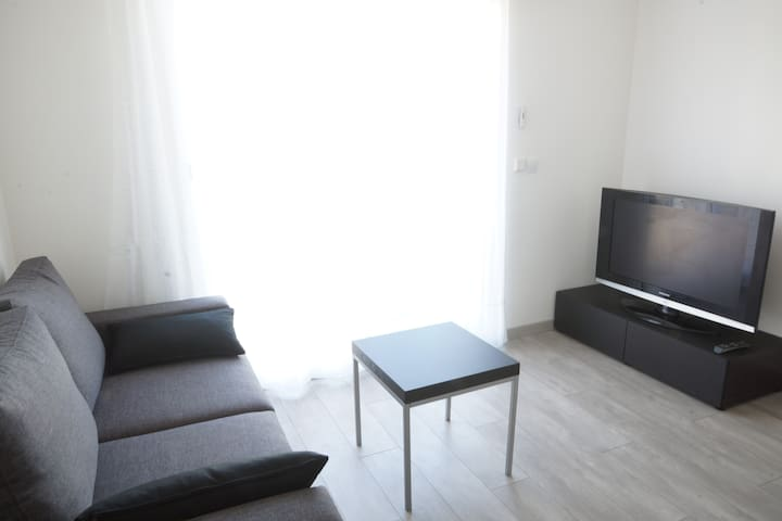 One bedroom apartment with terrace - Furiani
