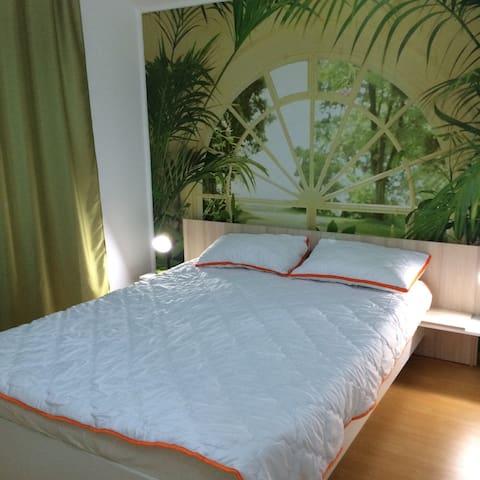 Charming 3 bedroom apartment - Mamaia-Sat - Vila