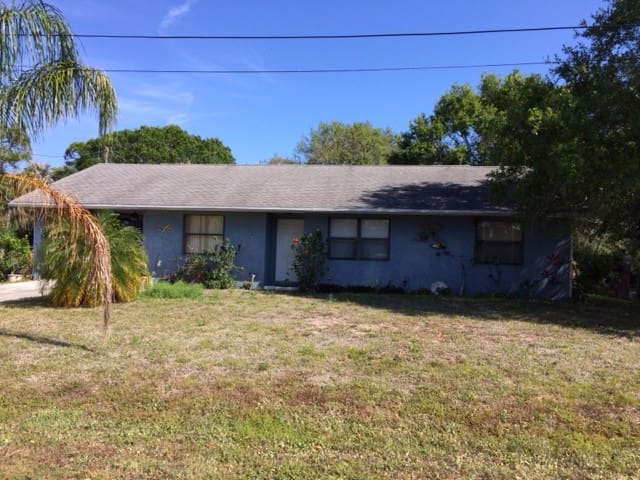 Beautiful oasis in the city! - Fort Pierce - Casa