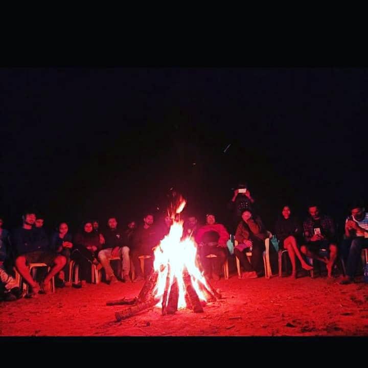 Pawana Lake Camping Lonavala