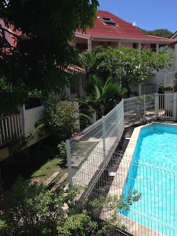 Résidence les manguiers Concordia - Marigot - Appartement