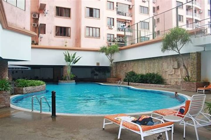 D'sella City Center Condominium & shopping mall