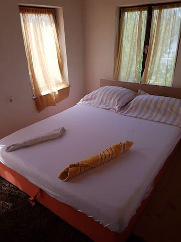 Bunski biser-dvokrevetna soba