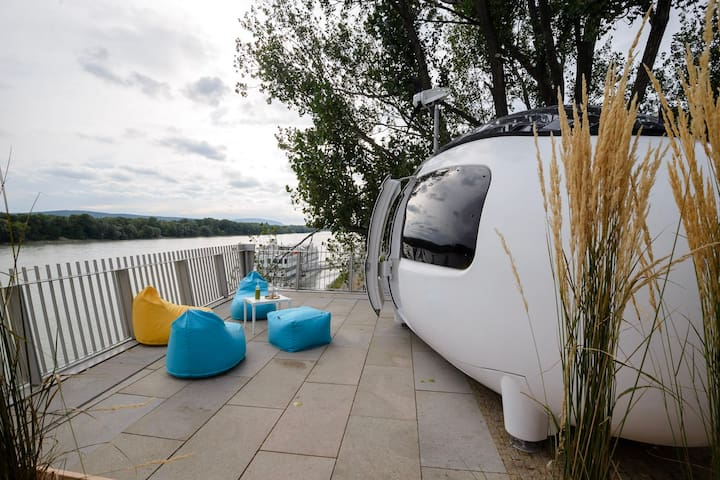 Ecocapsule: Self-Sufficient Design Micro-Home