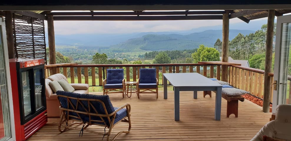"Sabie Self Catering Accommodation- ""Round Here"""