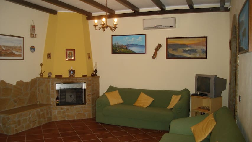 Villa Provenzani - Patti - Cabaña