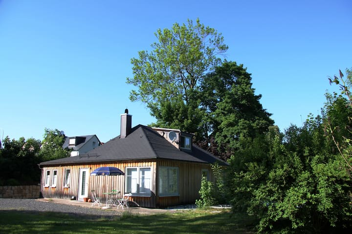 Haus Carina. Zentru(SENSITIVE CONTENTS HIDDEN)ah. Garten. - Schwarzenbach