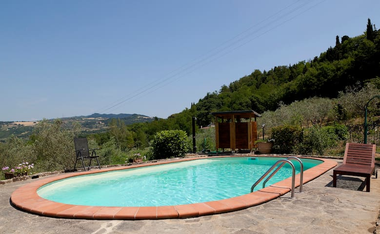 Villa with private pool on Florence's hills