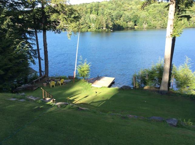 Lakeside Home in Wilmington Vermont - Wilmington - Haus