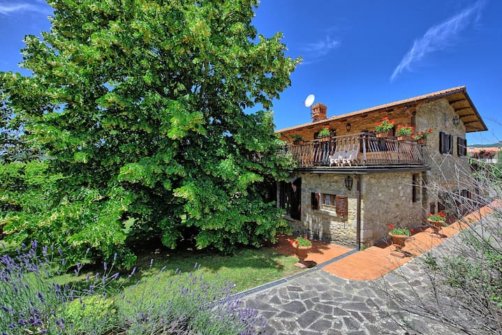 Villa Lorena with private pool - Capolona
