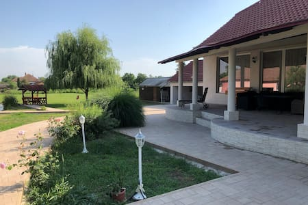 Battonya house - near Arad and border Turnu