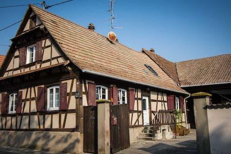 Chambre d'hôtes Bretz'Elle en Alsace