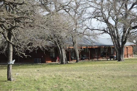 Hill Country Getaway