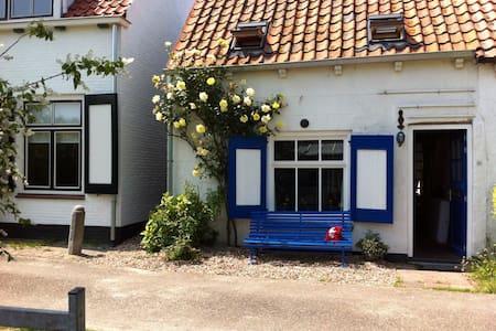 Huisje aan de Oosterschelde - Burgh-Haamstede - Kabin
