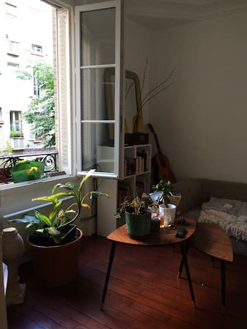Bel appartement au coeur de Paris - Paris - Appartement