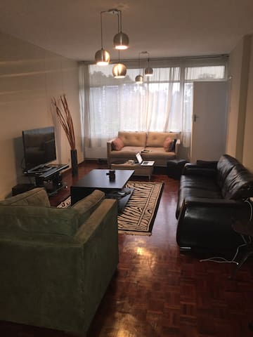 Secure and comfy off Tongogara - Harare - Appartement