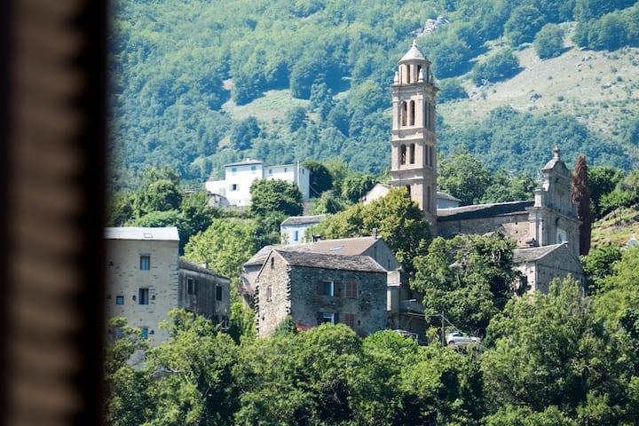 maison de village Castagniccia