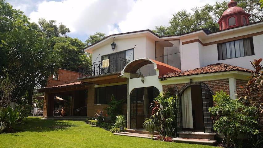 Quinta Loro - Chiconcuac