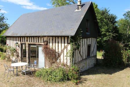 Maison de charme entre Honfleur et Deauville. - Pennedepie - Haus