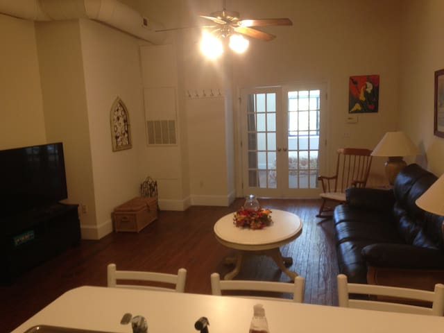 Great Loft Apartment overlooking N. Front St!