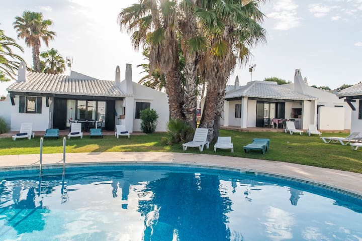 Beautiful Holiday Home in Residential Complex with Pool, Wi-Fi, Terrace and Lawn; Parking Available