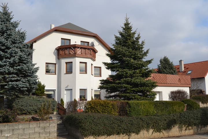 Apartmán U krále Sedličky (Jičín) - 2. patro - Jičín - Huis