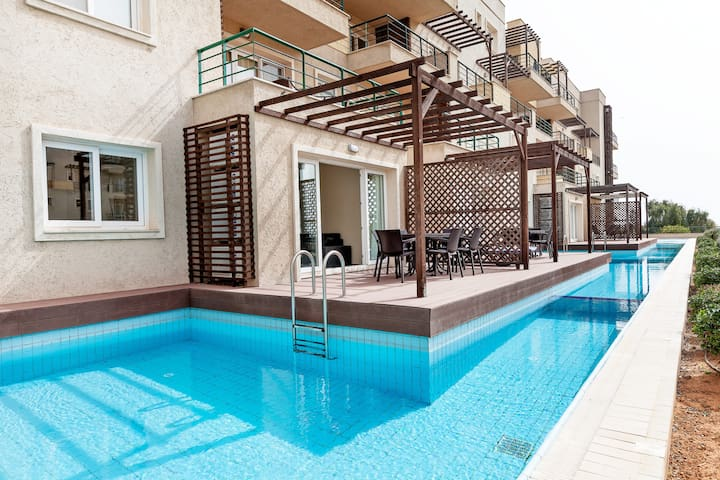 Apartment 14-G01 with Private Pool
