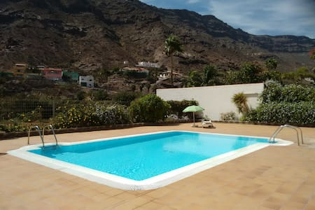 Apartment in semi-rural location near Mogan beach - Las Palmas