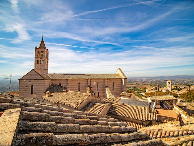 Terrazza Santa Chiara Assisi