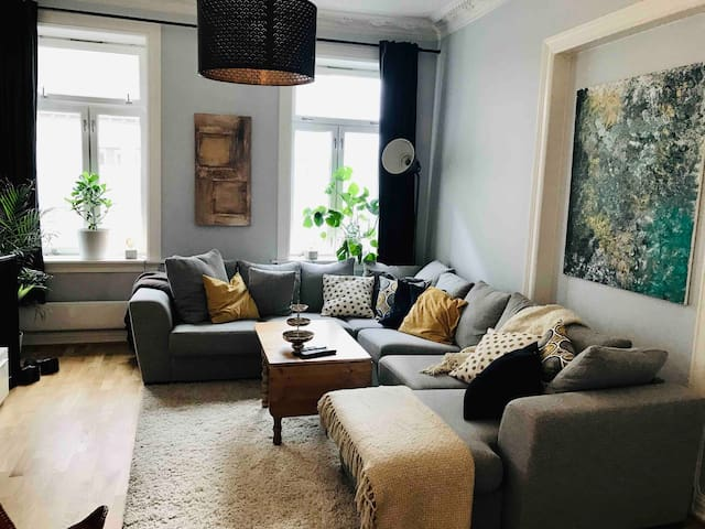 Shared living room