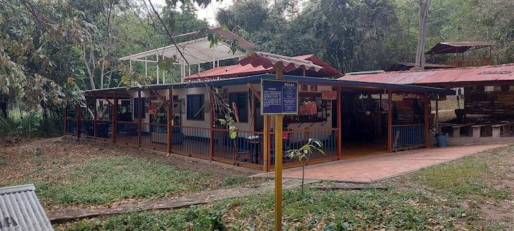 Casa de campo Museo del Café