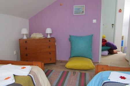 1-West Coast Surf Hostel-purple